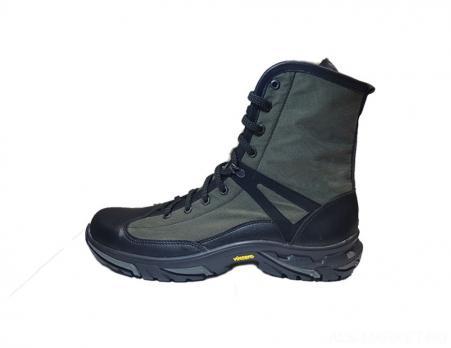 Ботинки с высокими берцами ALS L-047