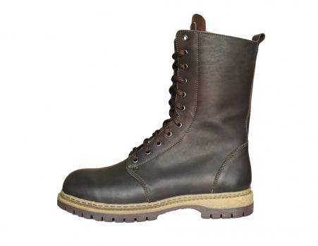 Ботинки зимние с высоким берцем ALS арт.Z-012 (замок)